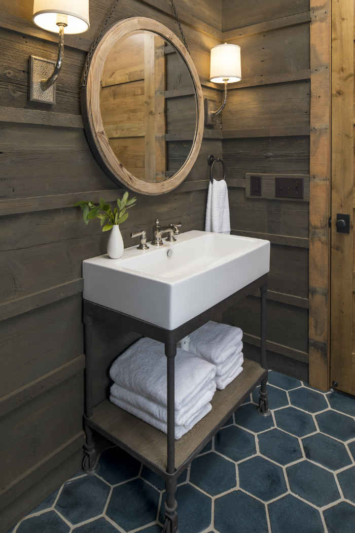 Bathroom Interior Design Woodland Shores Wi