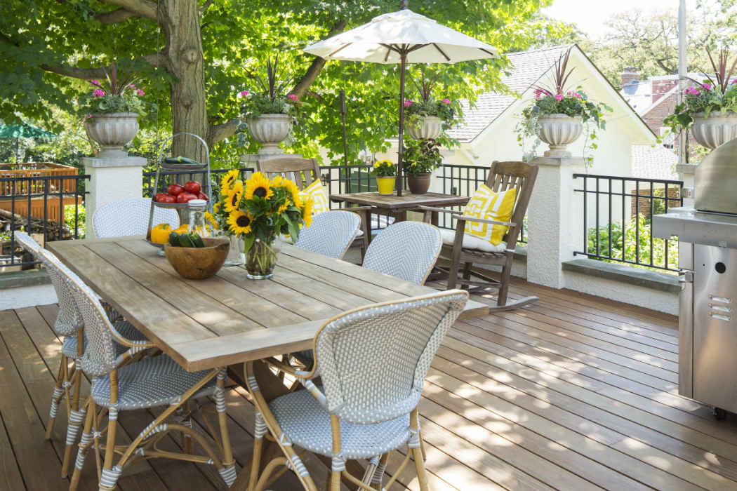 Beautiful Deck Design