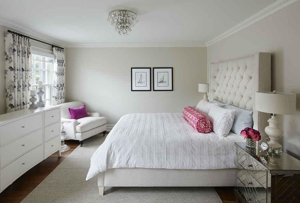 Bedroom Interior Design By Martha Ohara Interiors
