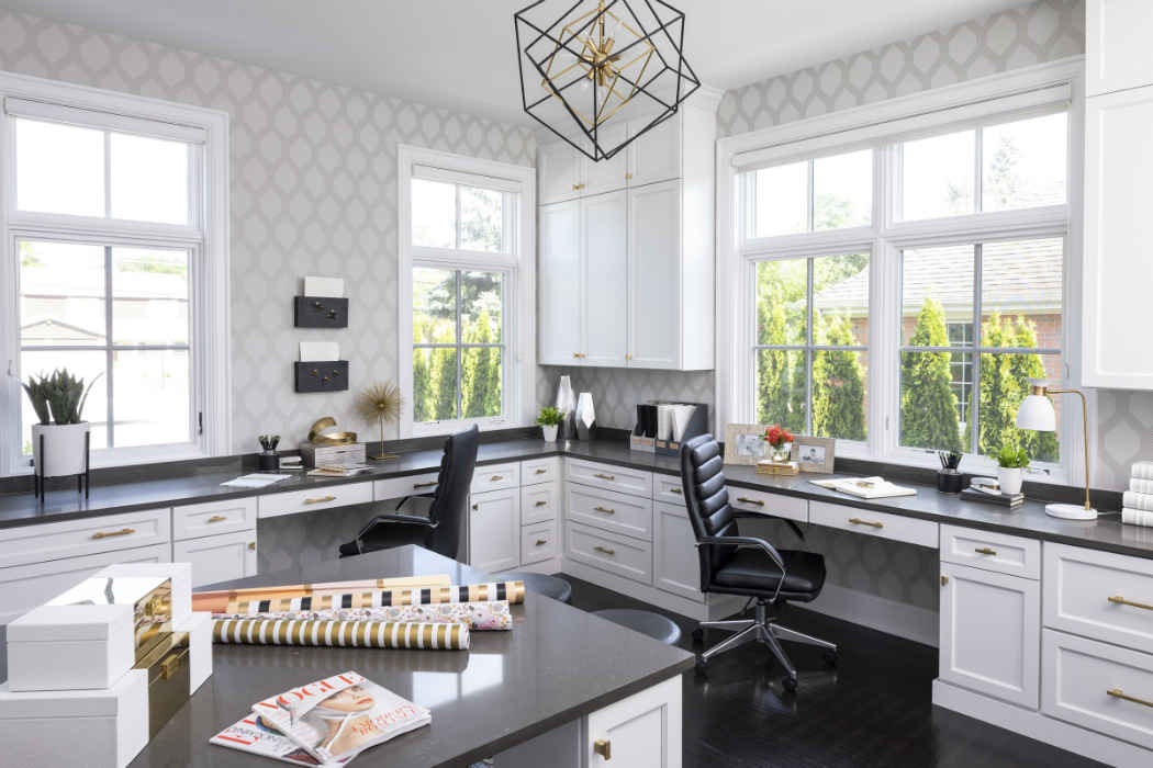 Craft Room Design By Martha Ohara Interiors