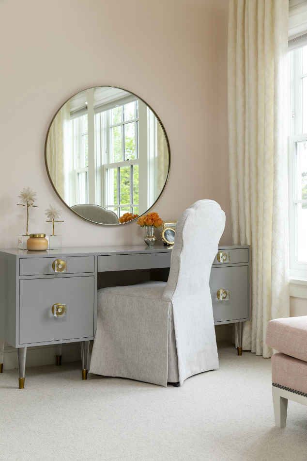 Desk Design By Martha Ohara Interiors
