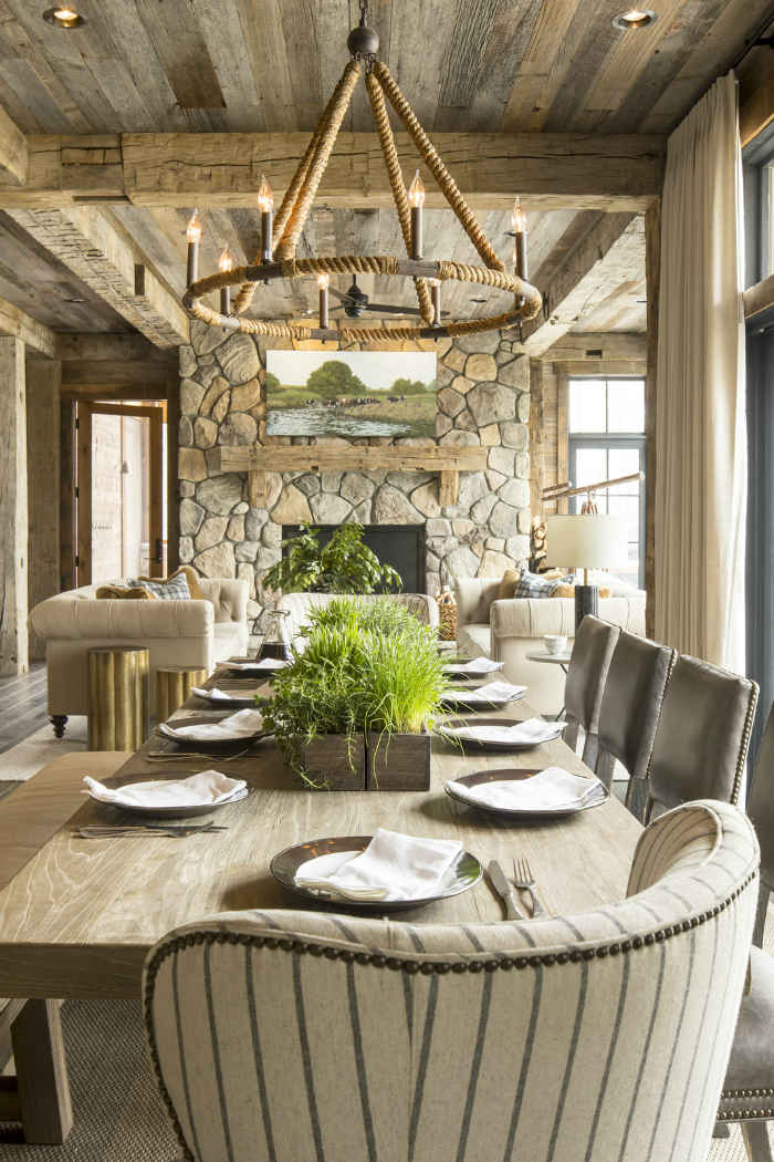 Dining Design By Martha Ohara Interiors