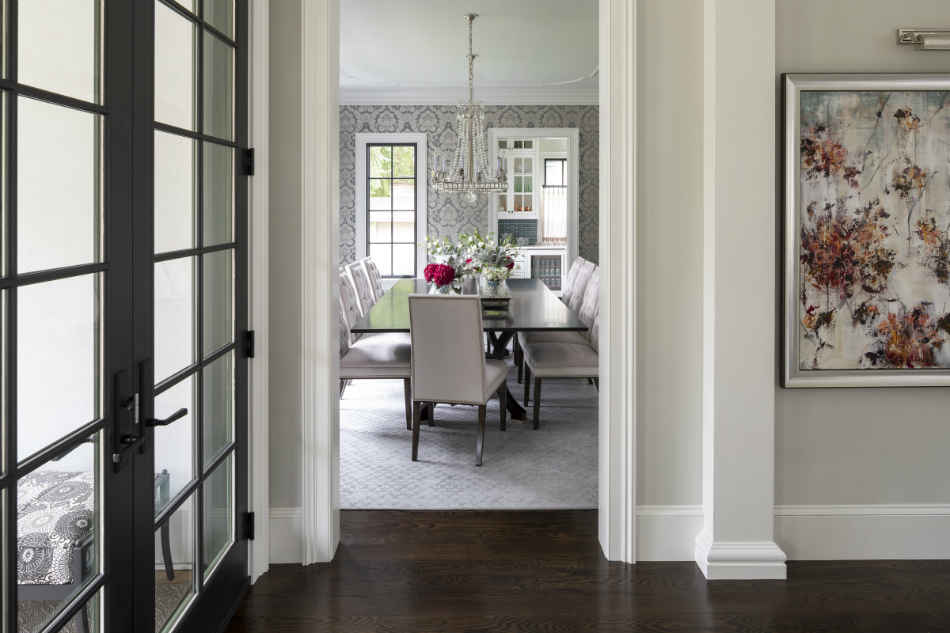 Dining Room Design By Martha Ohara Interiors