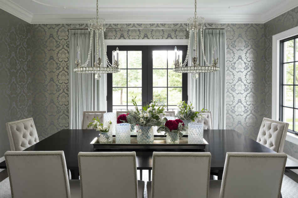 Dining Room Interior Design Minneapolis Mn