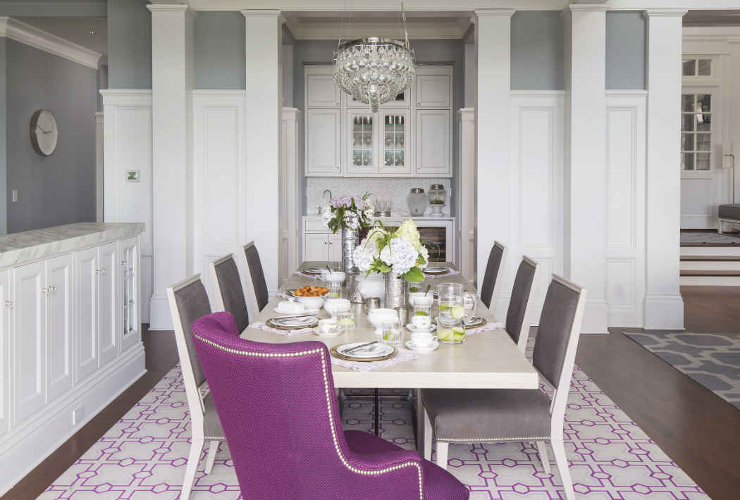 Dining Room Interior Design Wa