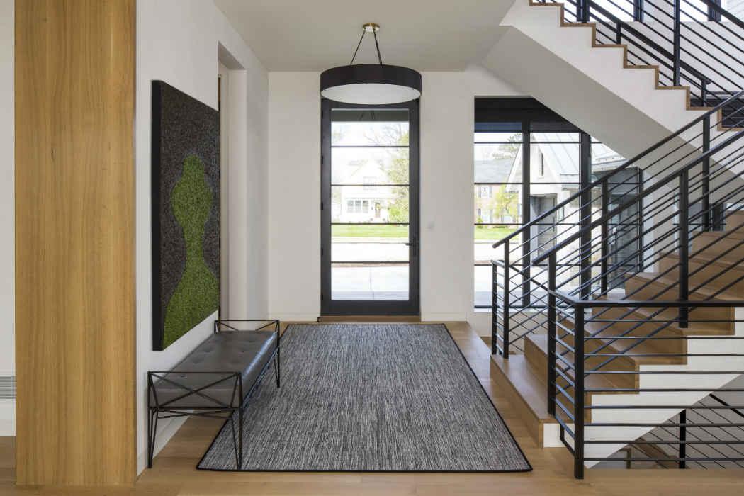Entryway Design By Martha Ohara Interiors