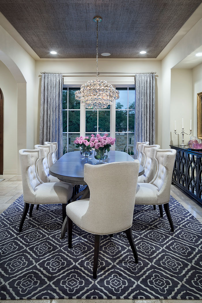 Formal Dining Interior Design