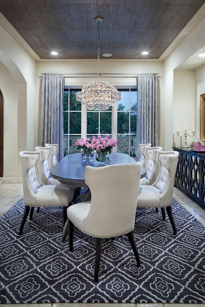 Formal Dining Interior Design