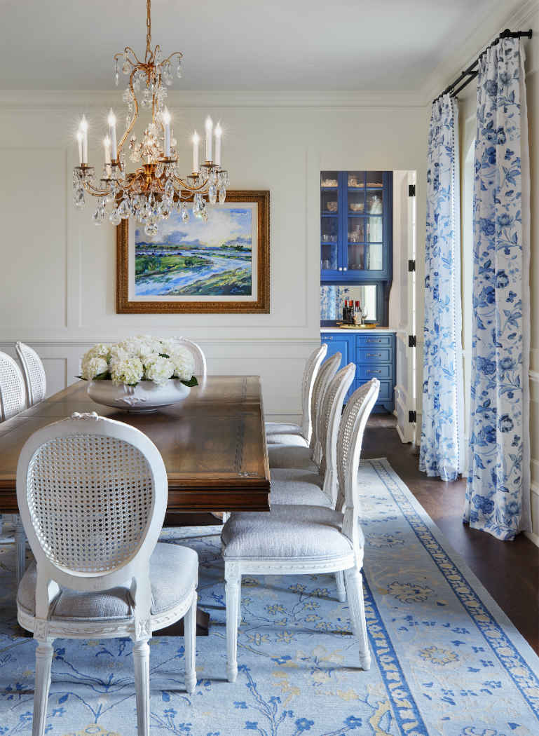 Formal Dining Room By Martha Ohara Interiors