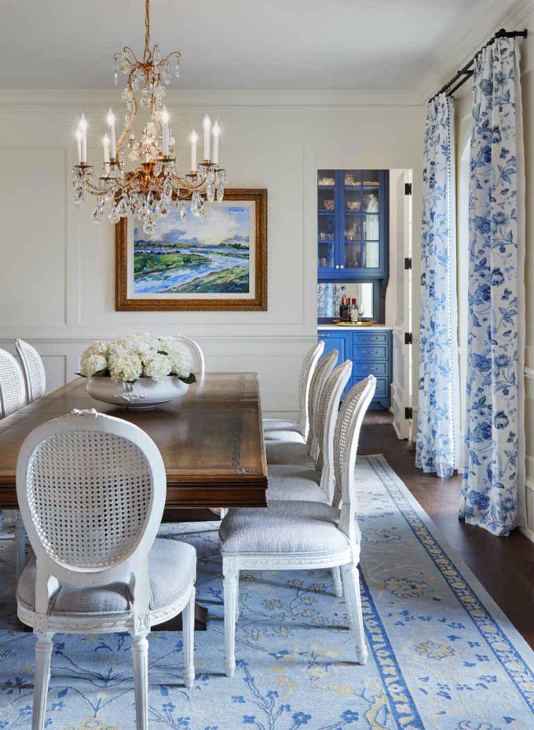 Formal Dining Room By Martha Ohara Interiors