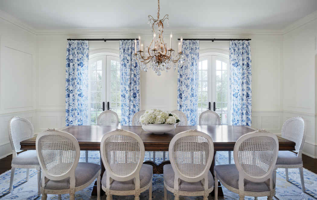 Formal Dining Room Interior Design Minneapolis Mn