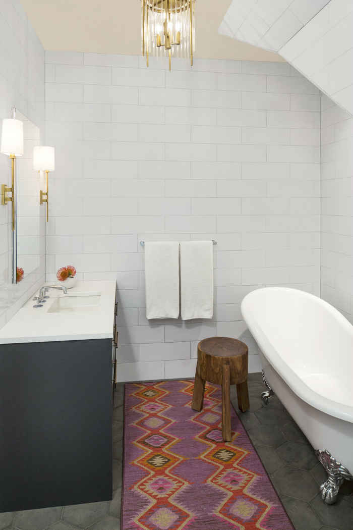 Girls Bathroom Interior Design Mn