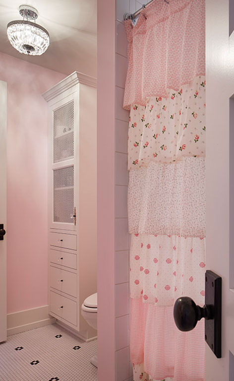 Girls Bathroom Interior Design Nd