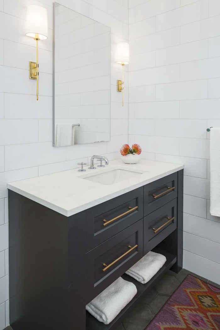 Girls Bathroom Interior Design