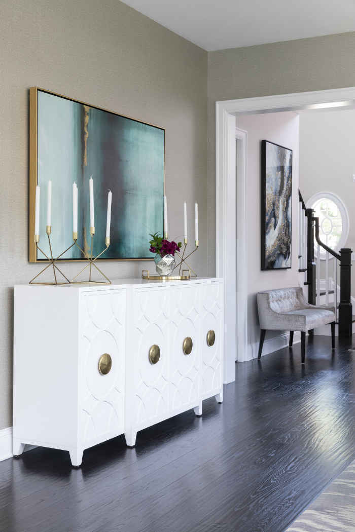 Hallway Design By Martha Ohara Interiors