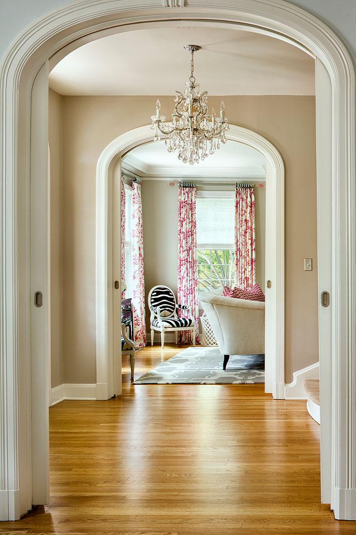 Hallway Interior Design Tx