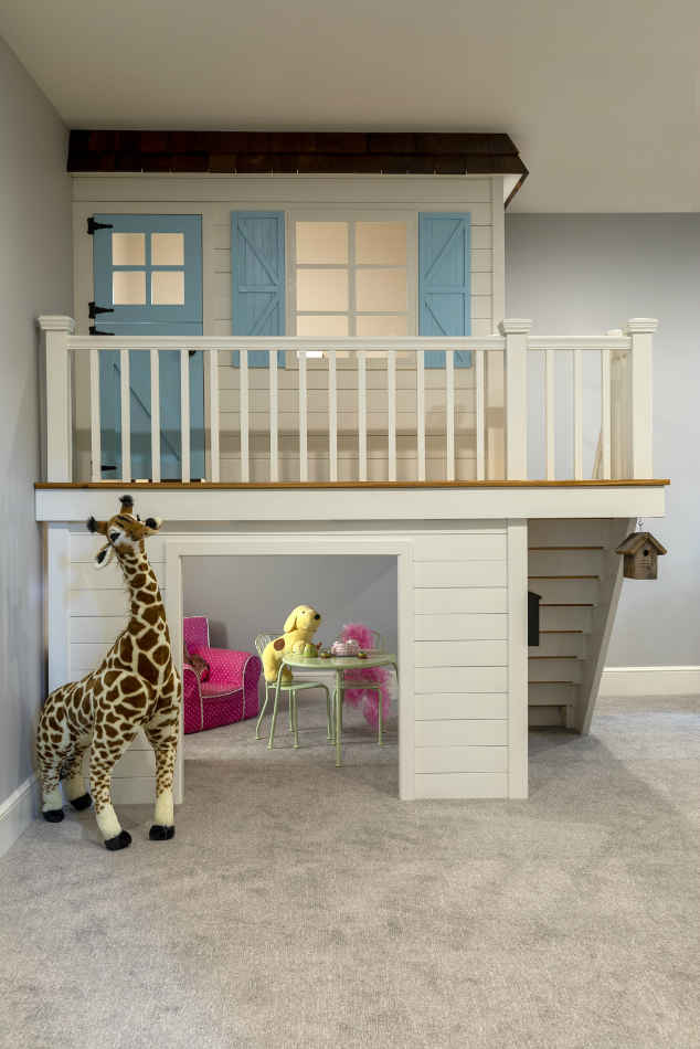 Kids Playroom Design By Martha Ohara Interiors