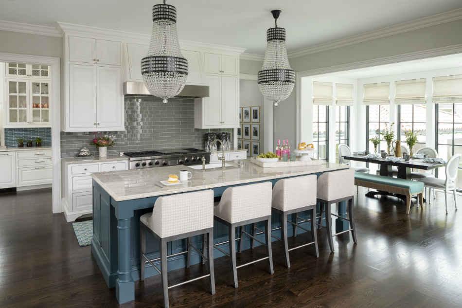 Kitchen Design By Martha Ohara Interiors