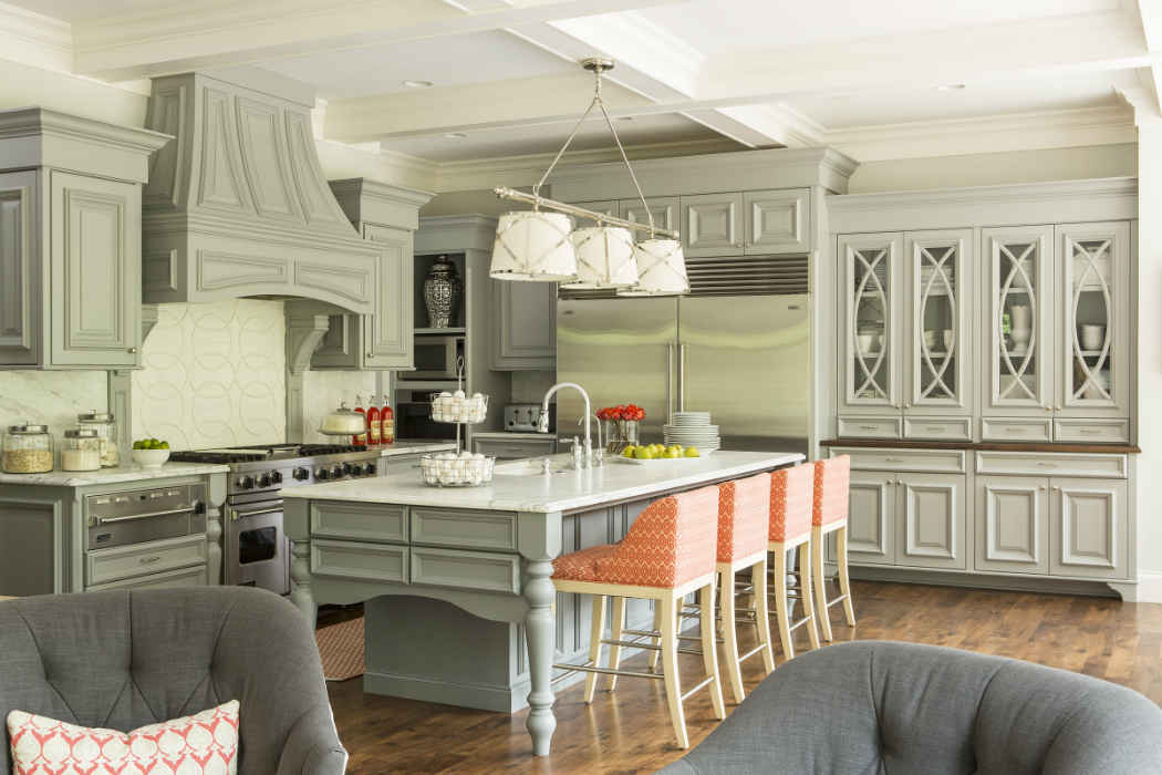 Kitchen Design By Martha Ohara Interiors