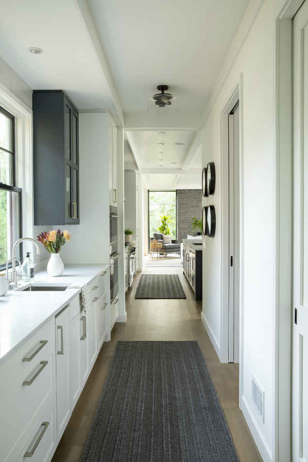 Kitchen Galley Interior Design By Martha Ohara Interiors