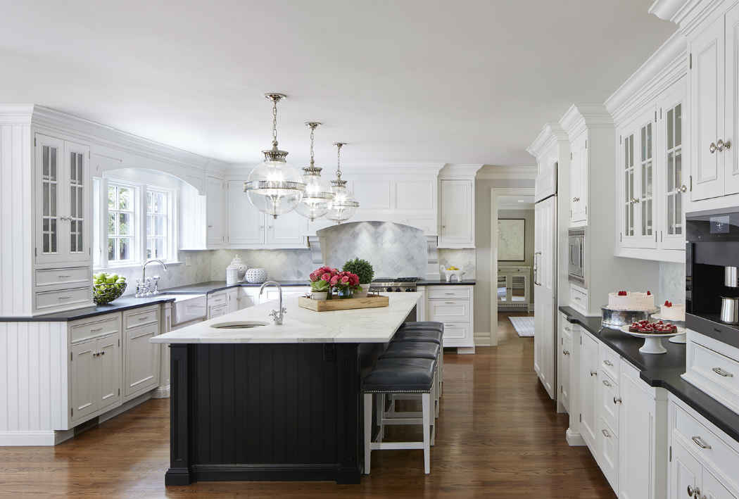 Kitchen Interior Design Far Hills Nj