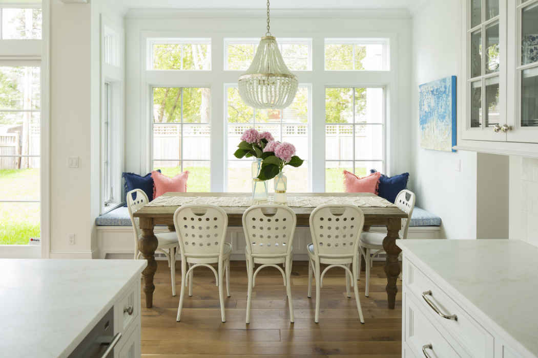 Kitchen Nook Interior Design