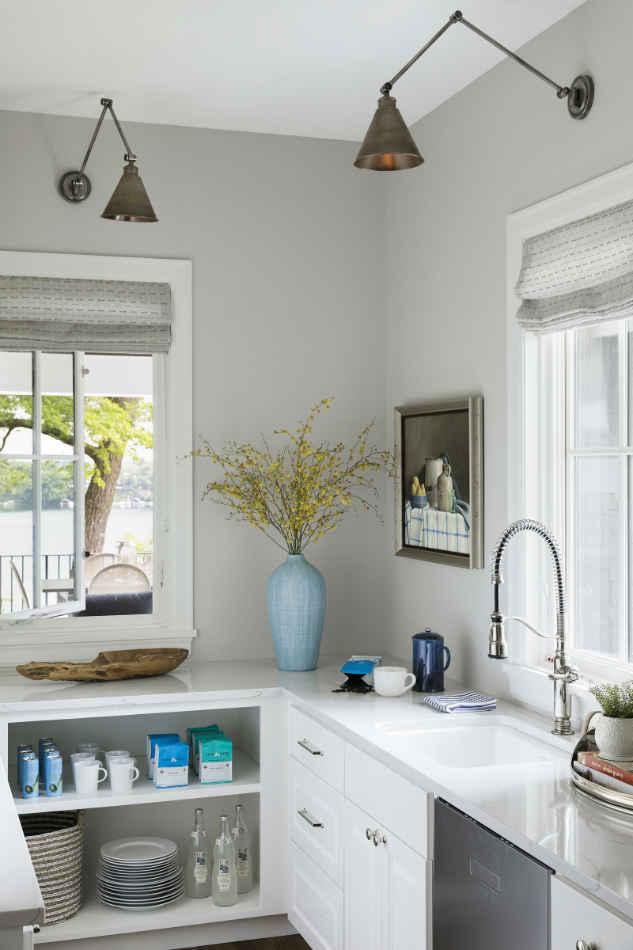 Kitchen Prep Area Interior Design