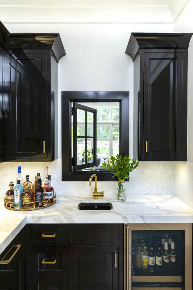 Kitchen Prep Room Design By Martha Ohara Interiors
