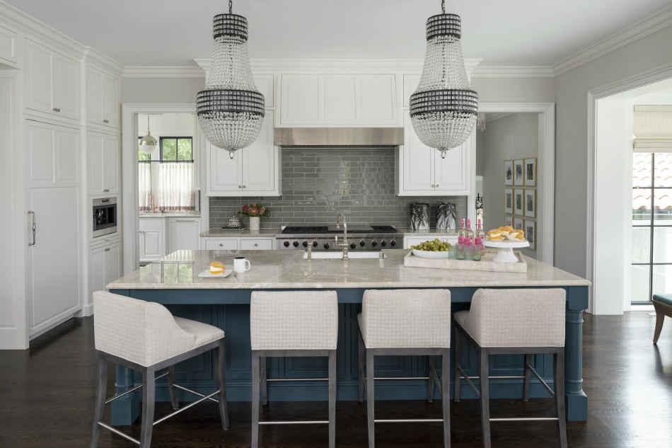 Light Airy Kitchen Design Interiors Minneapolis Mn