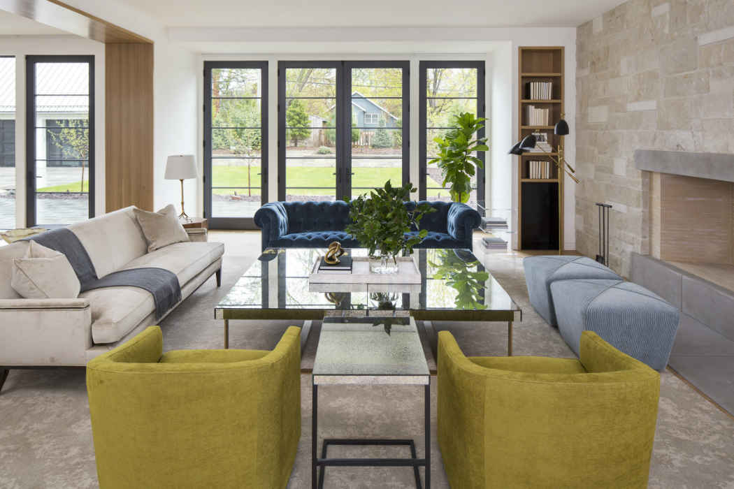 Living Room Interior Design Mn