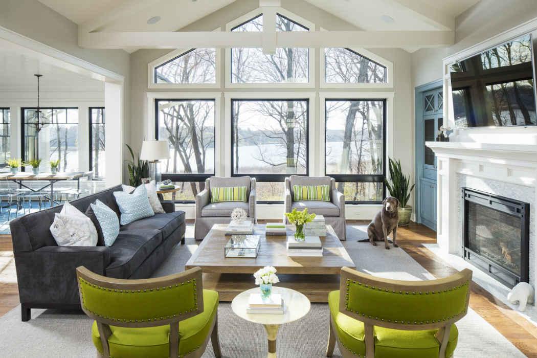 Living Room Interior Design Va