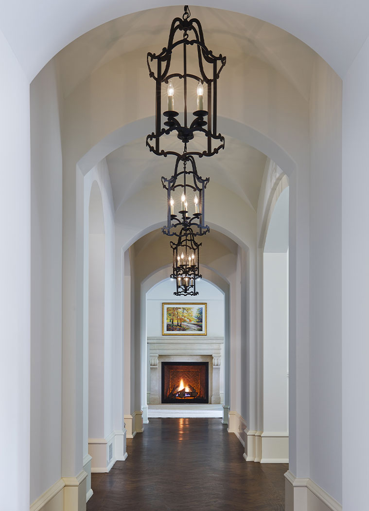 Main Hallway Design