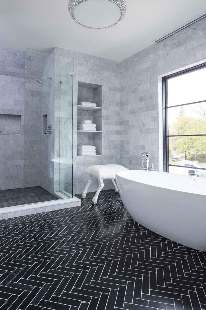 Master Bath Interior Design By Martha Ohara Interiors