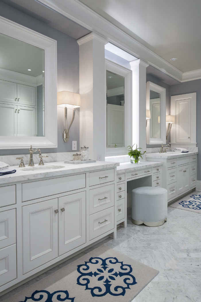 Master Bathroom Interior Design By Martha Ohara Interiors