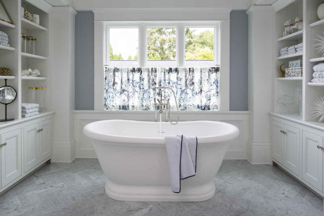 Master Bathroom Interior Design Washington Waters Wa