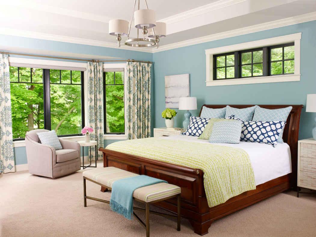 Master Bedroom Interior Design Mn