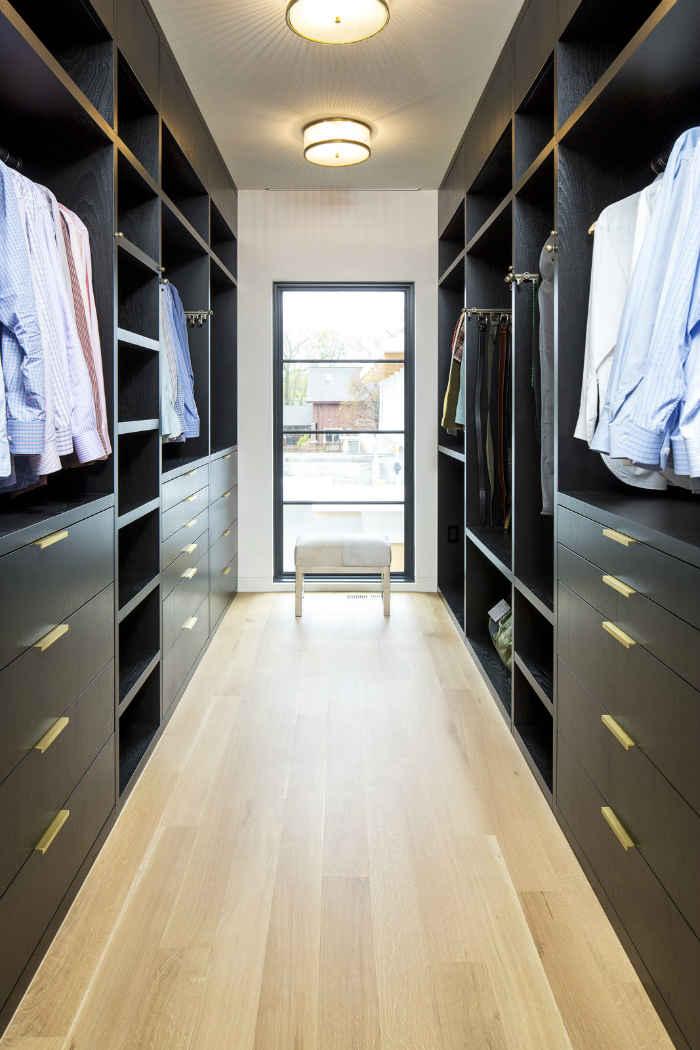 Master Closet Design By Martha Ohara Interiors