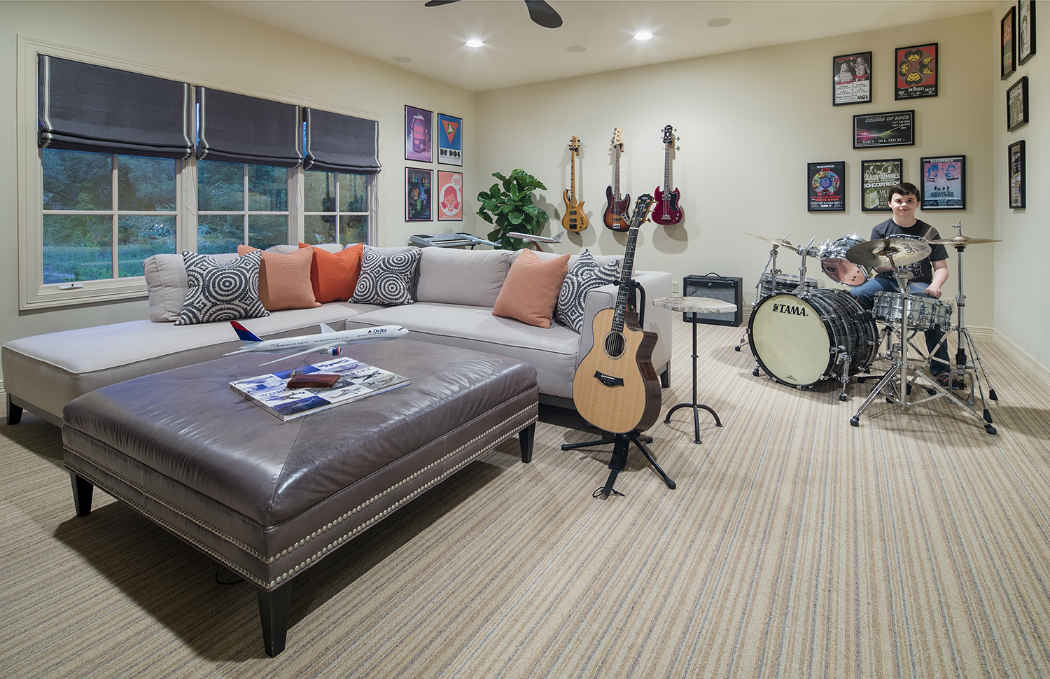 Music Room Design By Martha Ohara Interiors