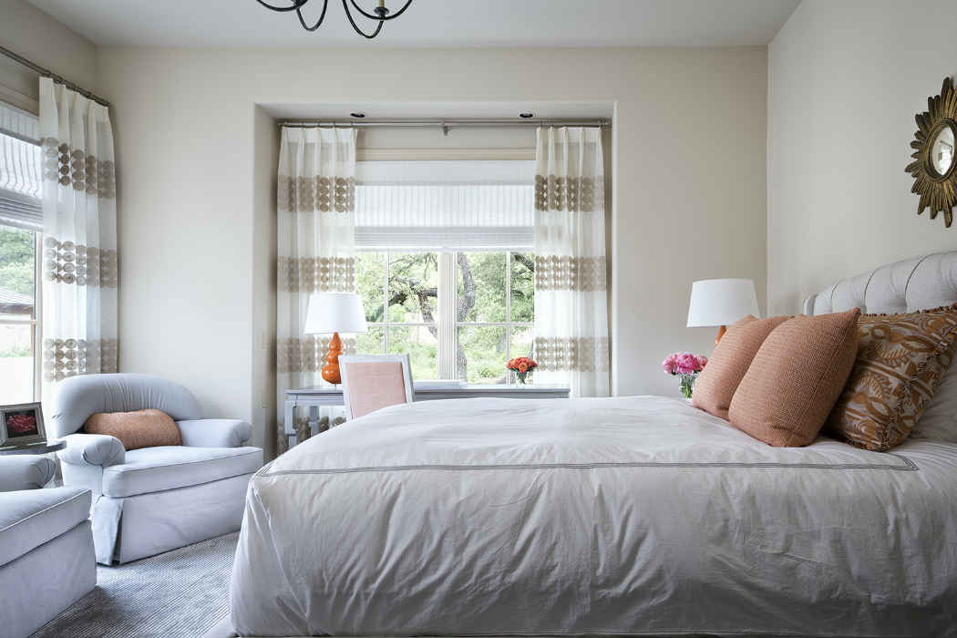 Neutral Tone Bedroom Design
