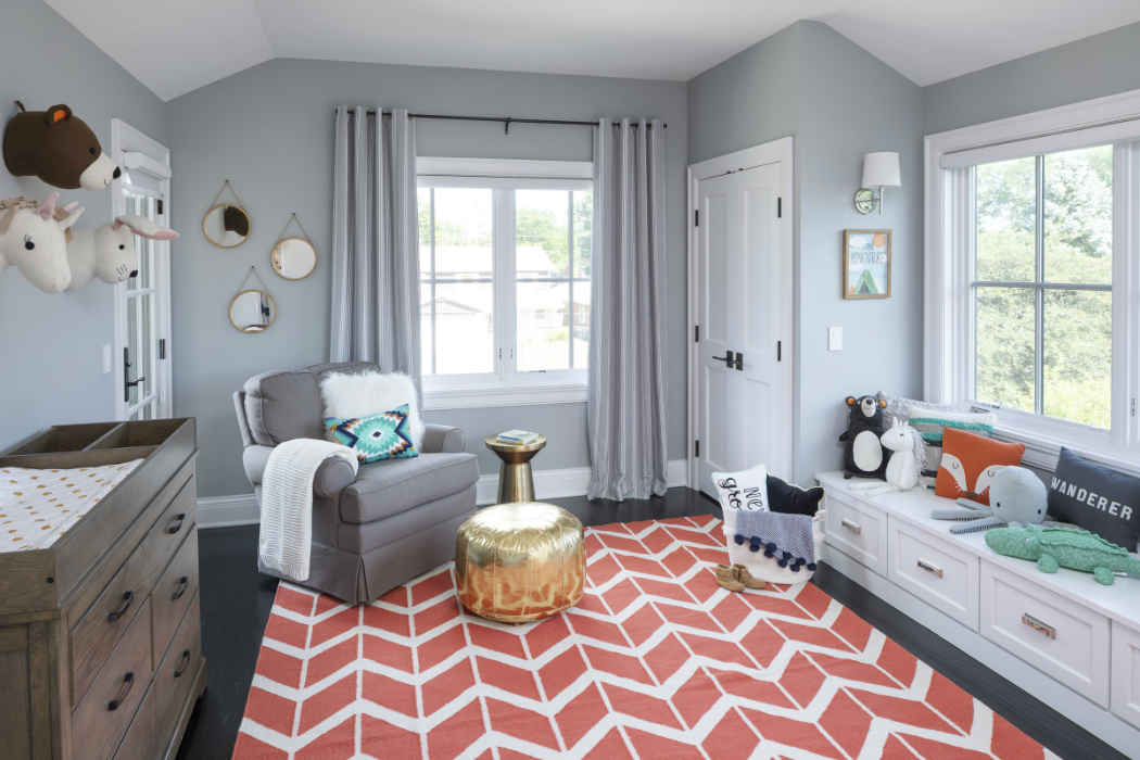 Nursery Interior Design By Martha Ohara Interiors