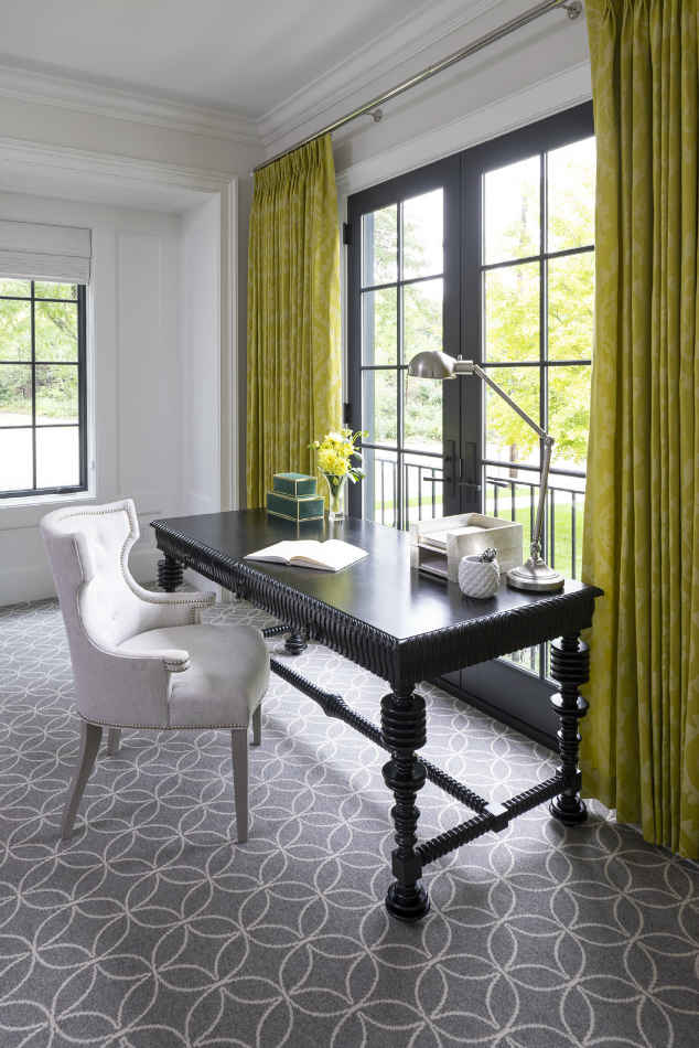 Office Design By Martha Ohara Interiors