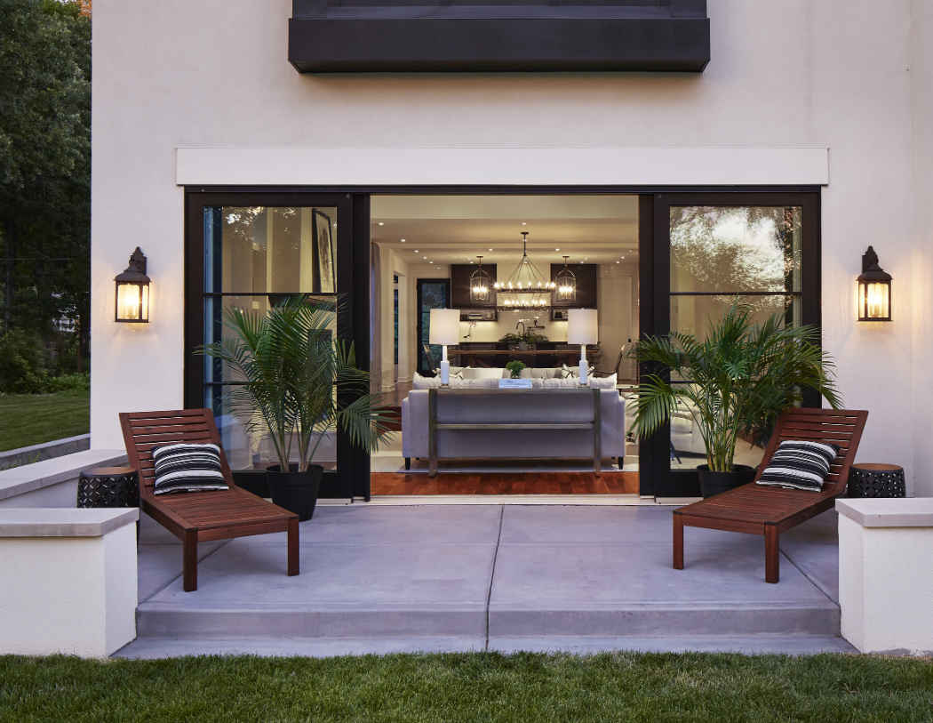 Patio Design By Martha Ohara Interiors