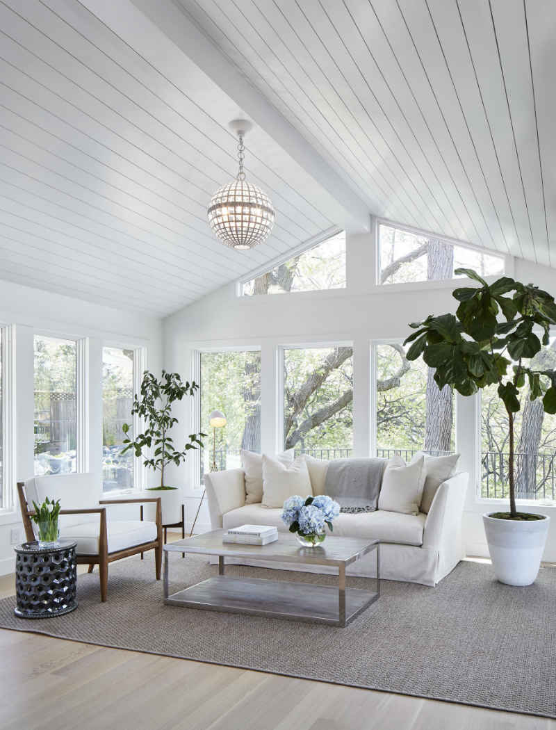 Porch Design By Martha Ohara Interiors