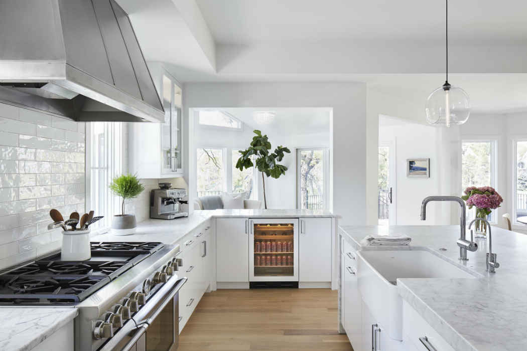 Simply Scandinavian Kitchen Design