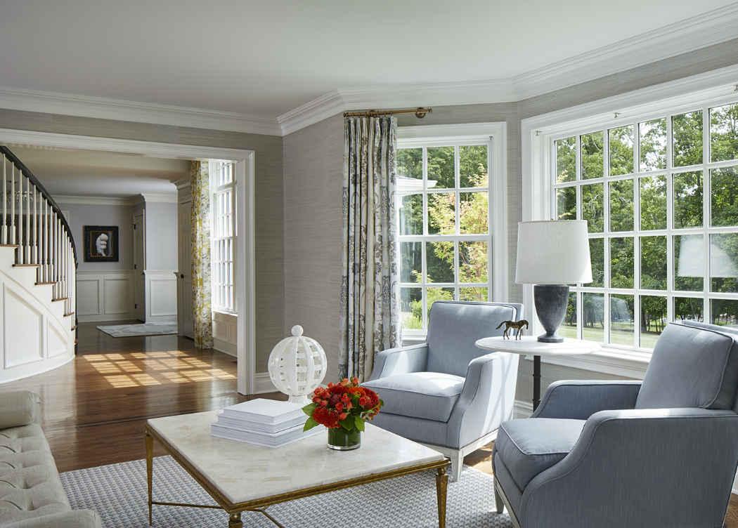 Sitting Area Interior Design By Martha Ohara Interiors