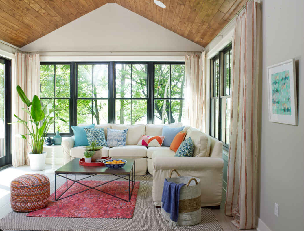 Sitting Room Interior Design By Martha Ohara Interiors