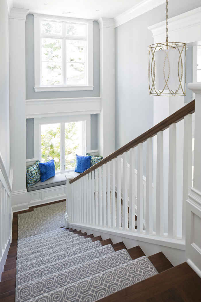 Stairway Design By Martha Ohara Interiors