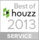 2013 Best Of Houzz Client Satisfaction