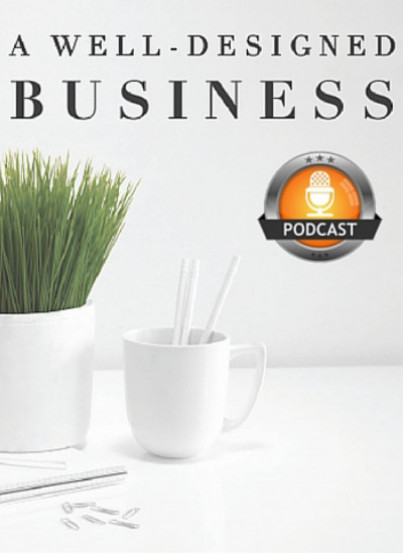 A Well Designed Business Podcast With Guest Speaker Kate Ohara