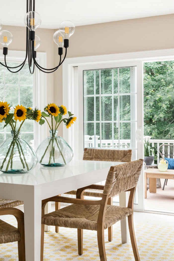Bright Dinette Interior Desigh Mn
